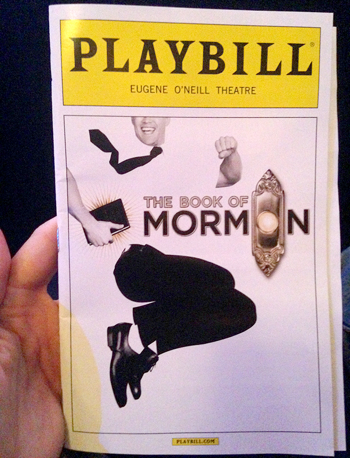 the book of mormon lottery rush