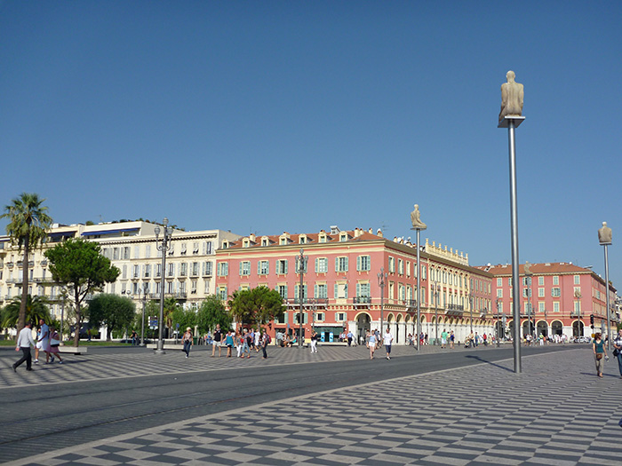 5 best places to see in nice france the wanderlust days - Place massena nice ...
