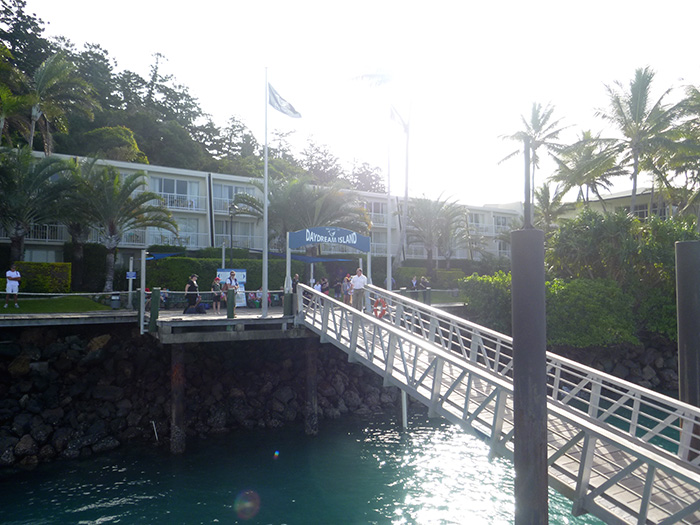 Daydream Island Dock