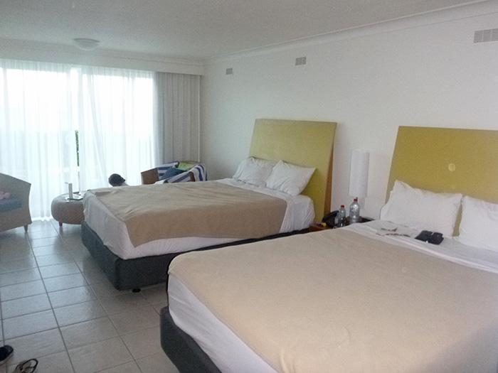 Daydream Island room