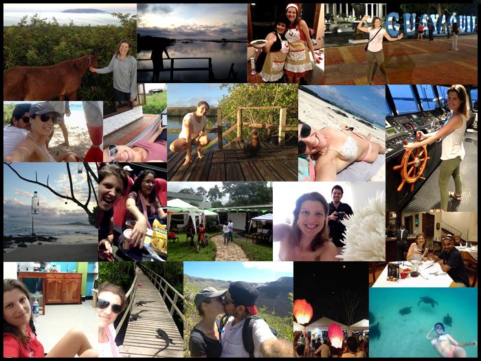 1 Year Ecuador Galapagos